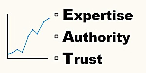 Điểm E-A-T giúp website đạt thứ hạng cao trên SERP