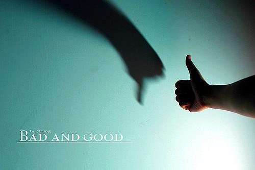 """Nhầm lẫn giữa """"good"""" và """"bad"""""""