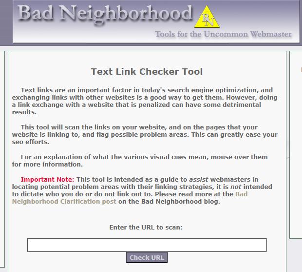 Kiểm tra website: chất lượng backlink.