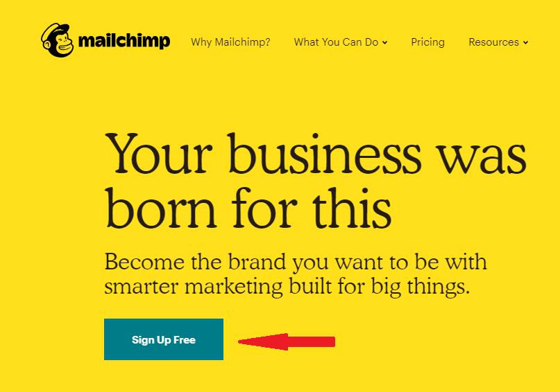 Tài khoản Mailchimp bị khóa do tạo nhiều account trên cùng IP